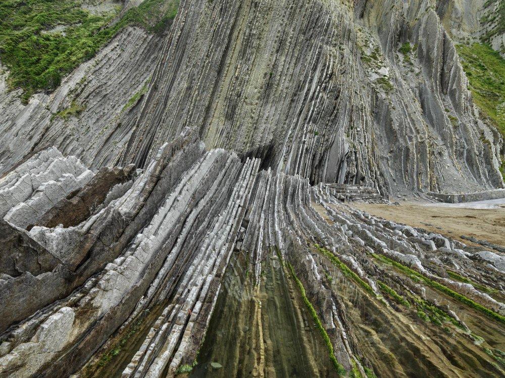 Basque Coast #1, UNESCO Geopark, Zumaia, Spain