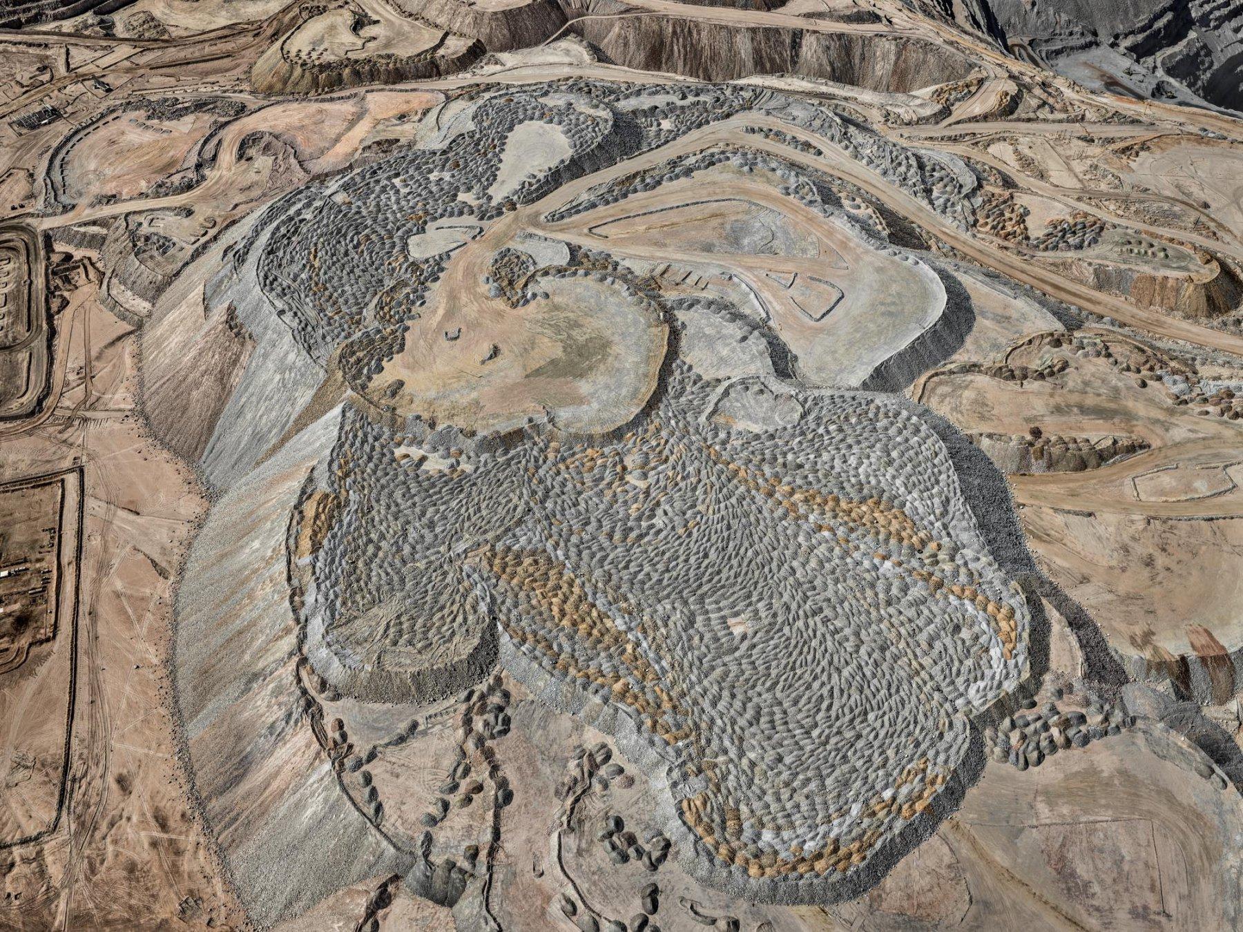 Chuquicamata Copper Mine Overburden #1, Calama, Chile