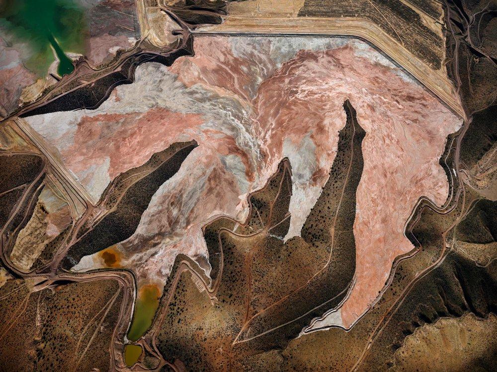 Morenci Mine #1, Clifton, Arizona, USA
