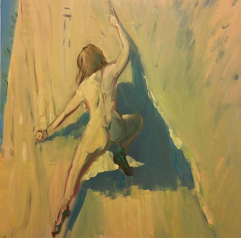 Rock Climber II