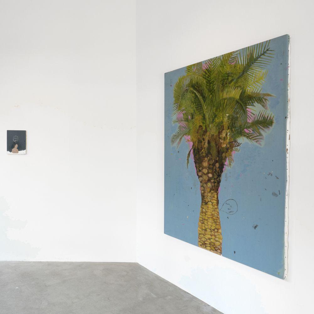 Laleh June Galerie A P Hoshivar Marine Provost 4
