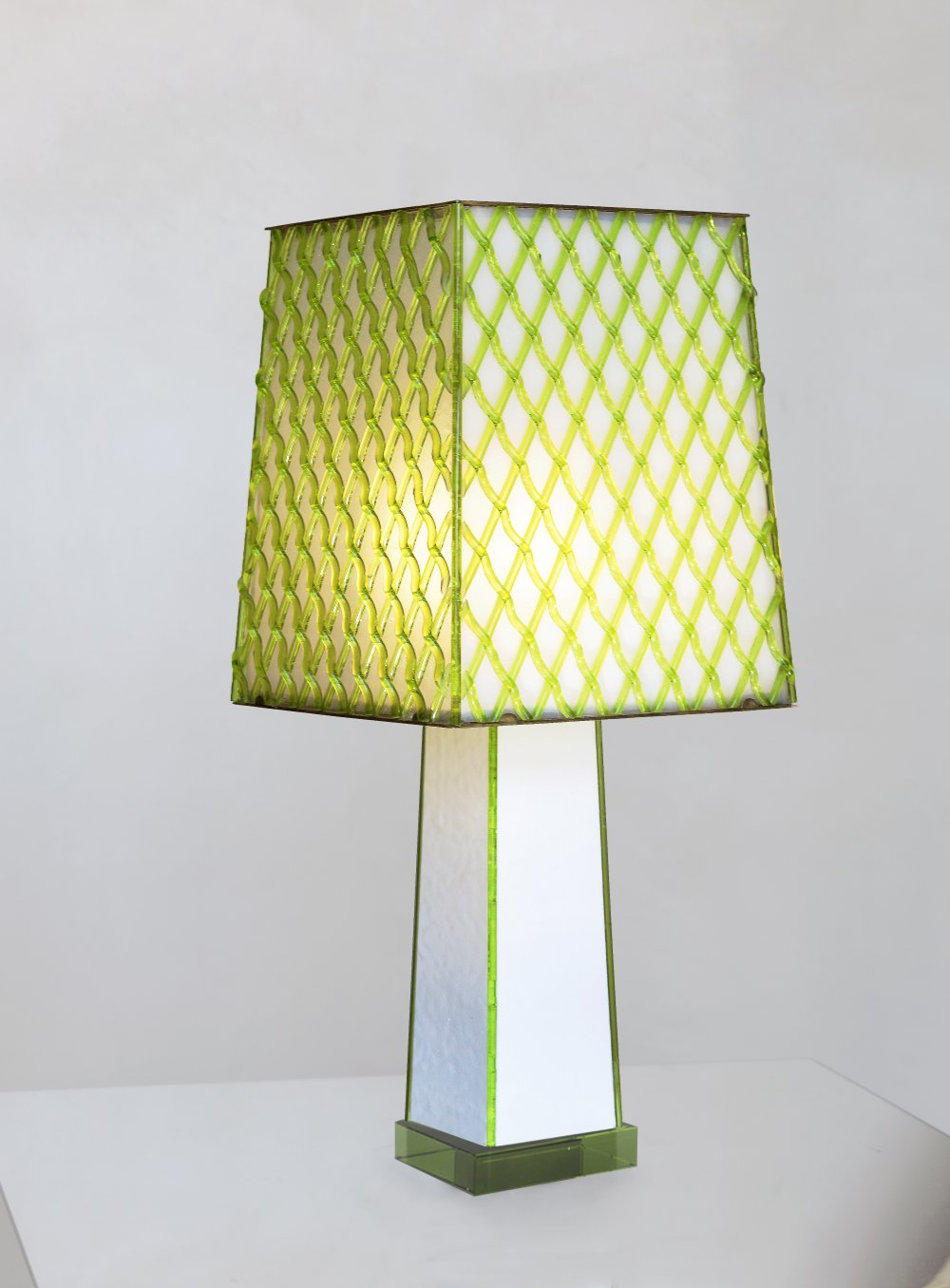 Table Lamp 'Grate'
