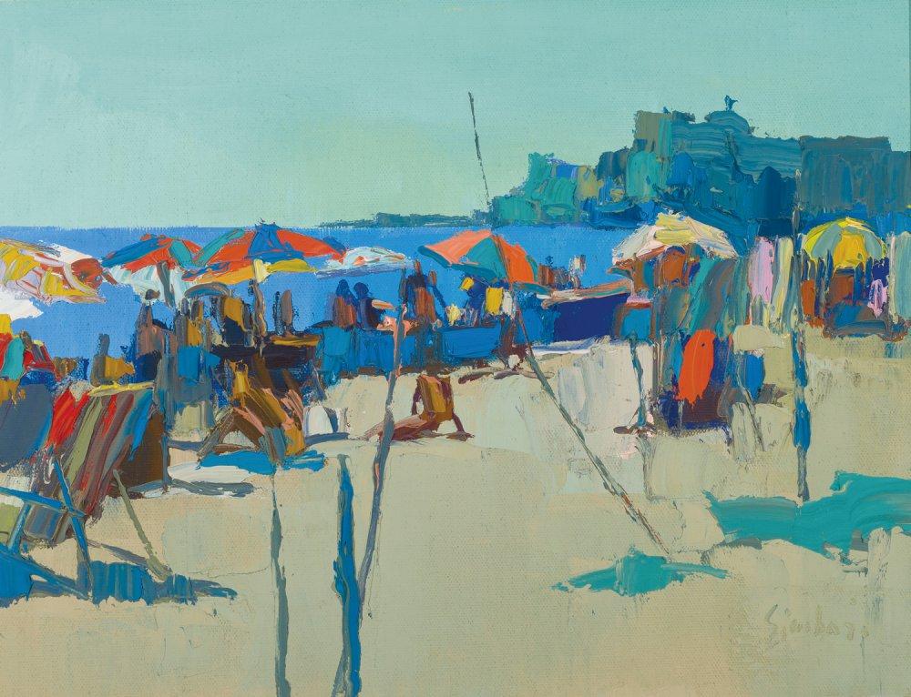 Una giornata in spiaggia