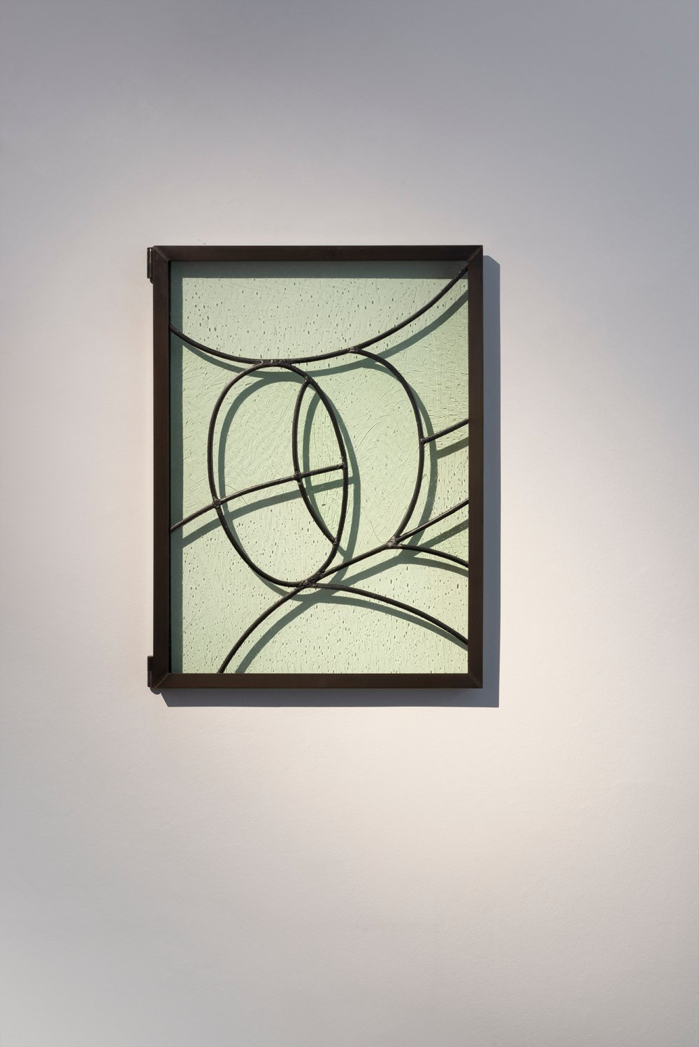 Stained Glass Series, Untitled (4)