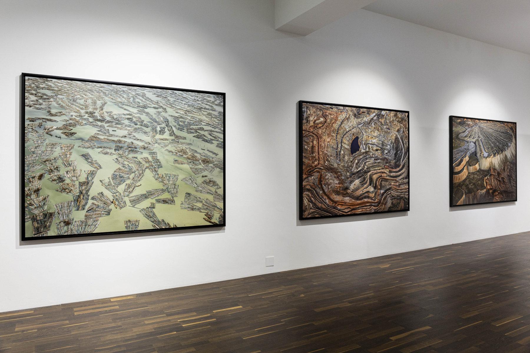 Christophe Guye Galerie Edward Burtynsky 1
