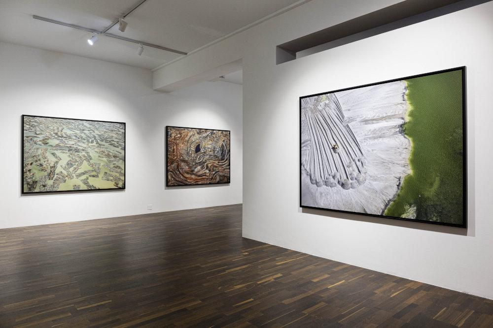 Christophe Guye Galerie Edward Burtynsky 2