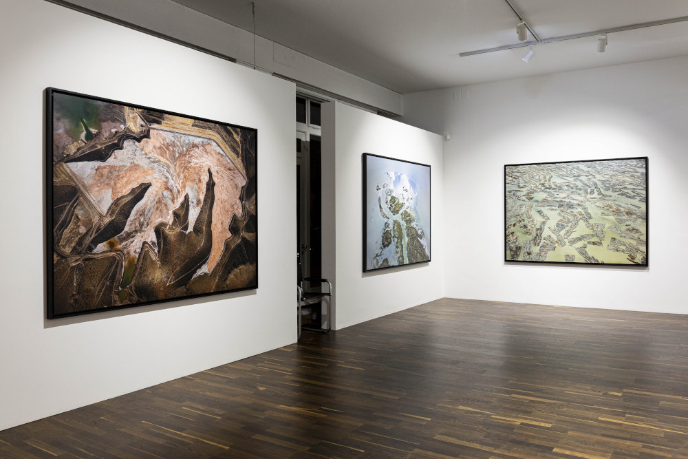 Christophe Guye Galerie Edward Burtynsky 5