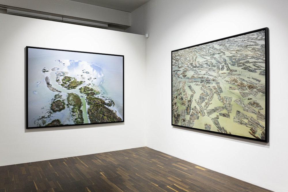 Christophe Guye Galerie Edward Burtynsky 6
