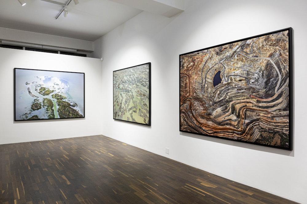 Christophe Guye Galerie Edward Burtynsky 9