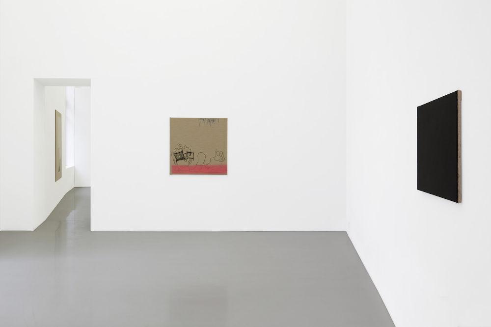 Meyer Kainer Gallery Vienna Exhibition Julia Haller