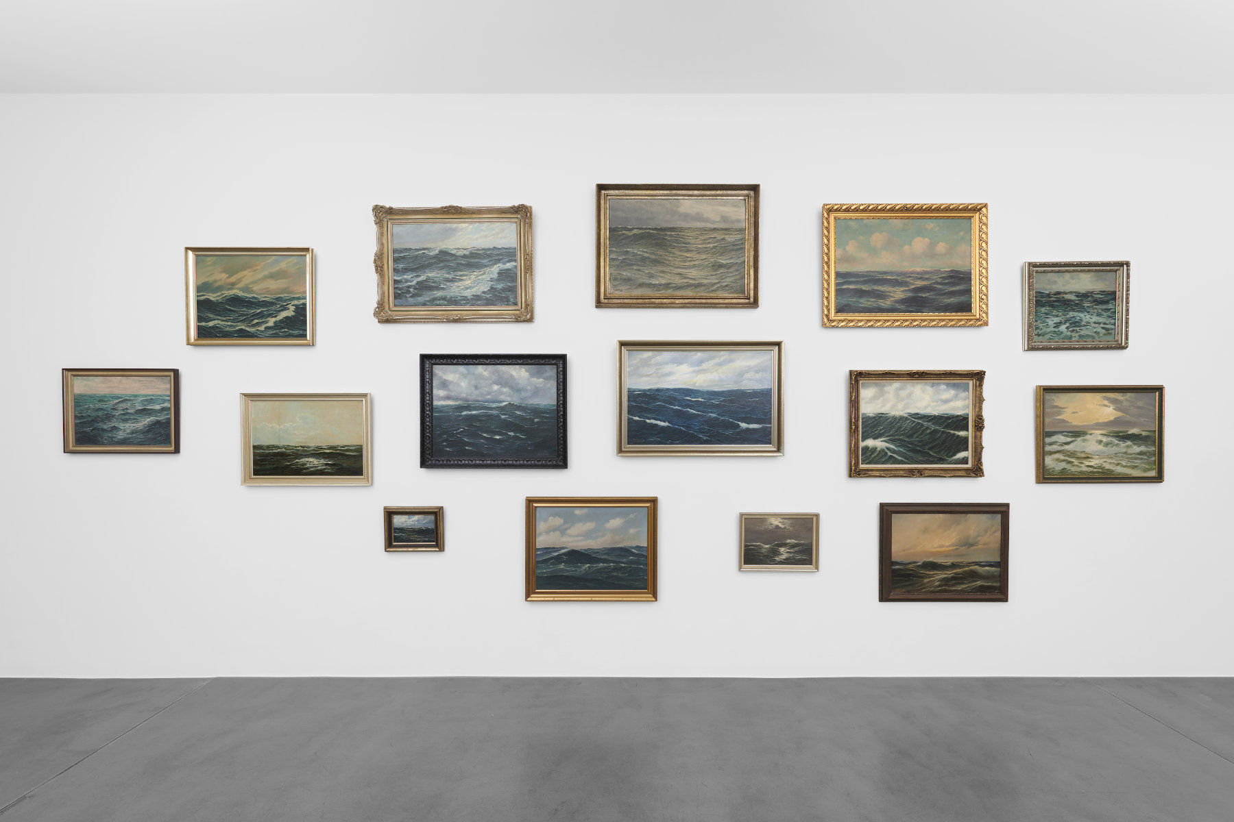 Untitled (seascapes)
