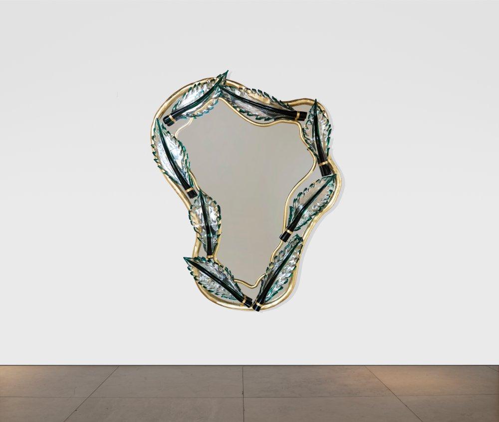 Mirror 'Flying Leaves'