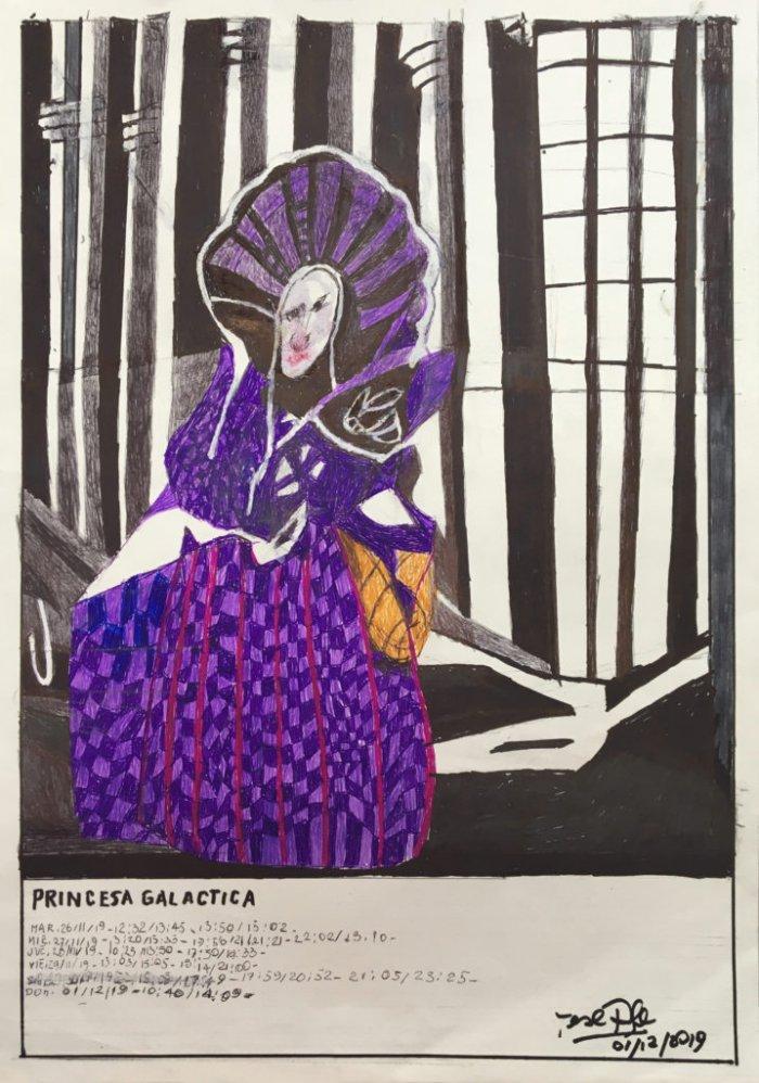 Princesa Galáctica Fecha: 01 diciembre 2019