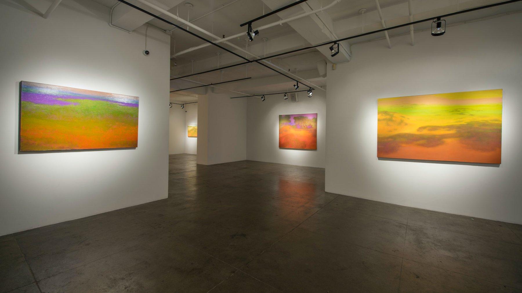 ACA Galleries Richard Mayhew 1