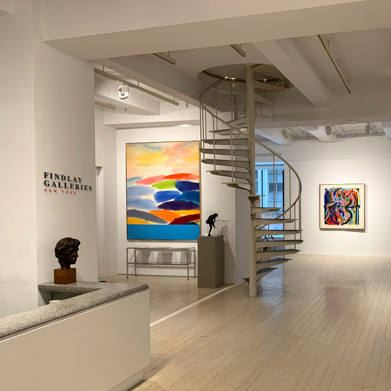 John Ferren @Findlay Galleries, New York  - GalleriesNow.net