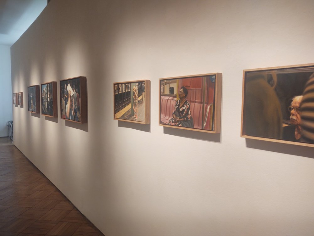 Galerie Ernst Hilger Yigal Ozeri 2