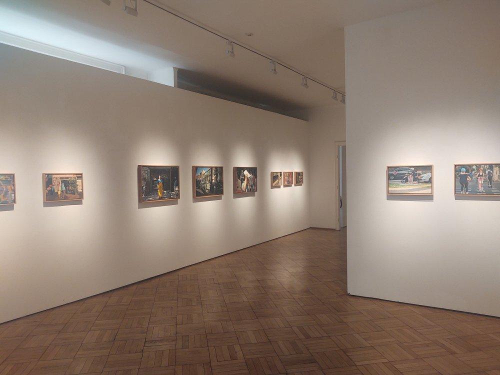 Galerie Ernst Hilger Yigal Ozeri 4