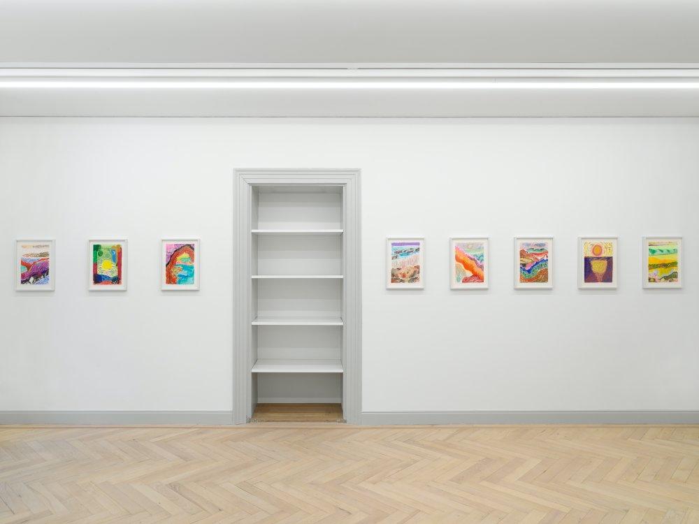 Galerie Eva Presenhuber Ramistrasse Shara Hughes 10