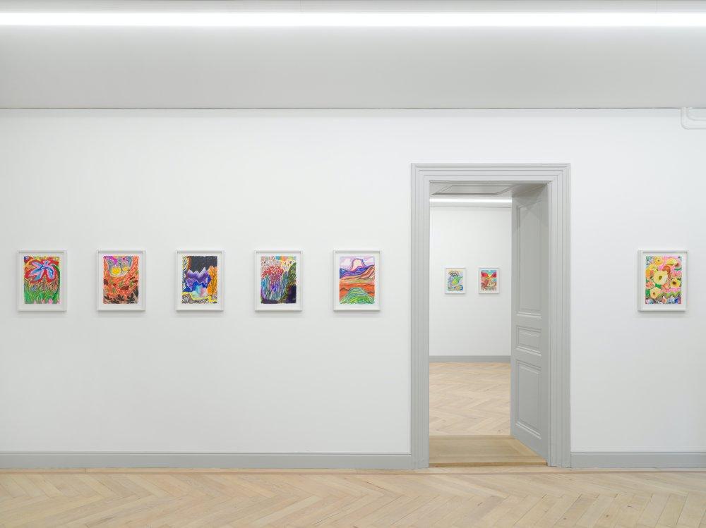 Galerie Eva Presenhuber Ramistrasse Shara Hughes 11