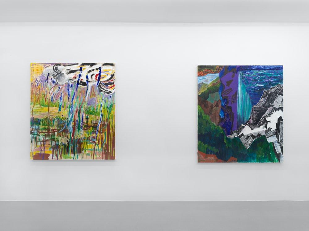 Galerie Eva Presenhuber Ramistrasse Shara Hughes 2