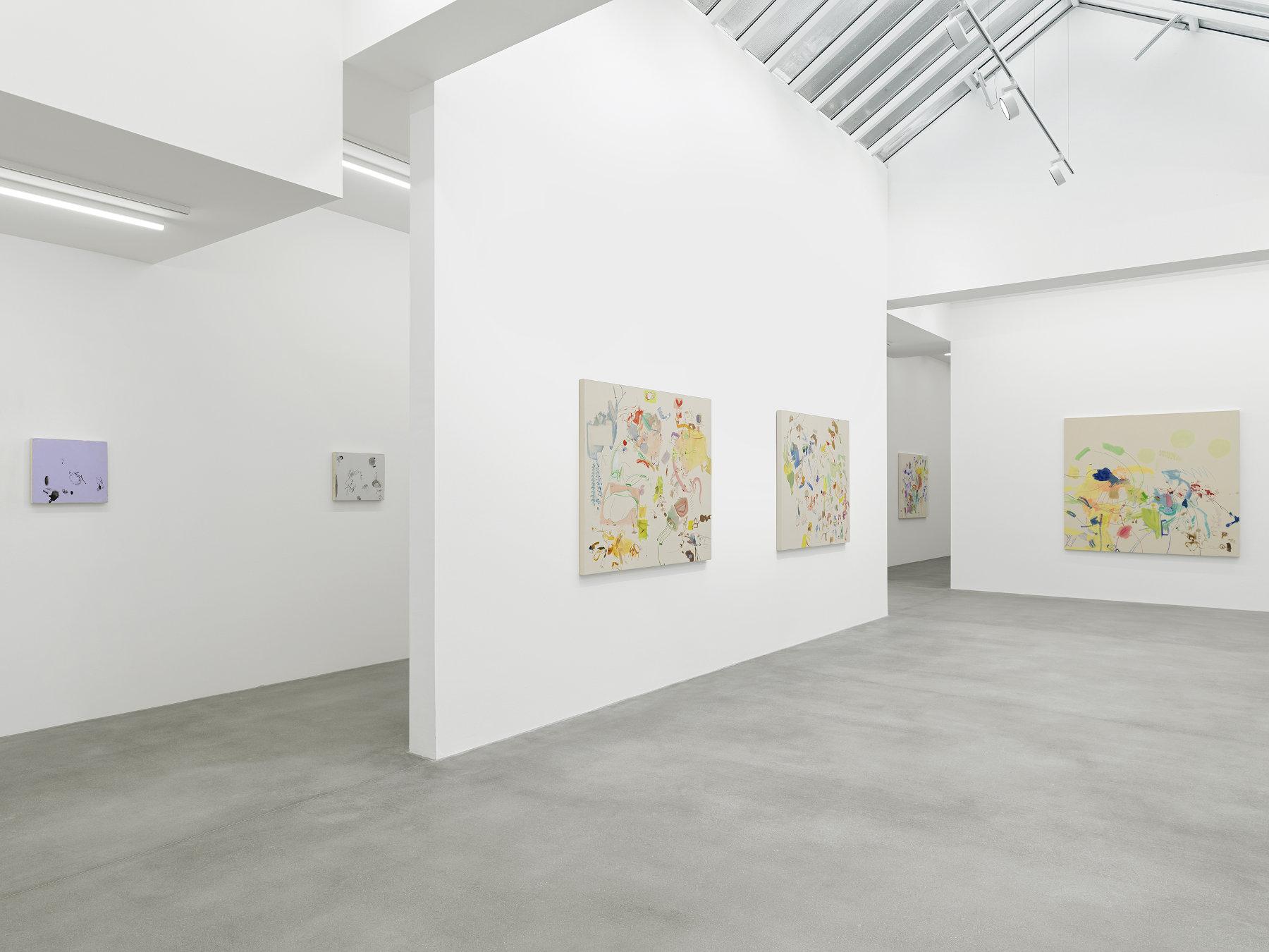 Galerie Eva Presenhuber Waldmanstrasse Sue Williams 1