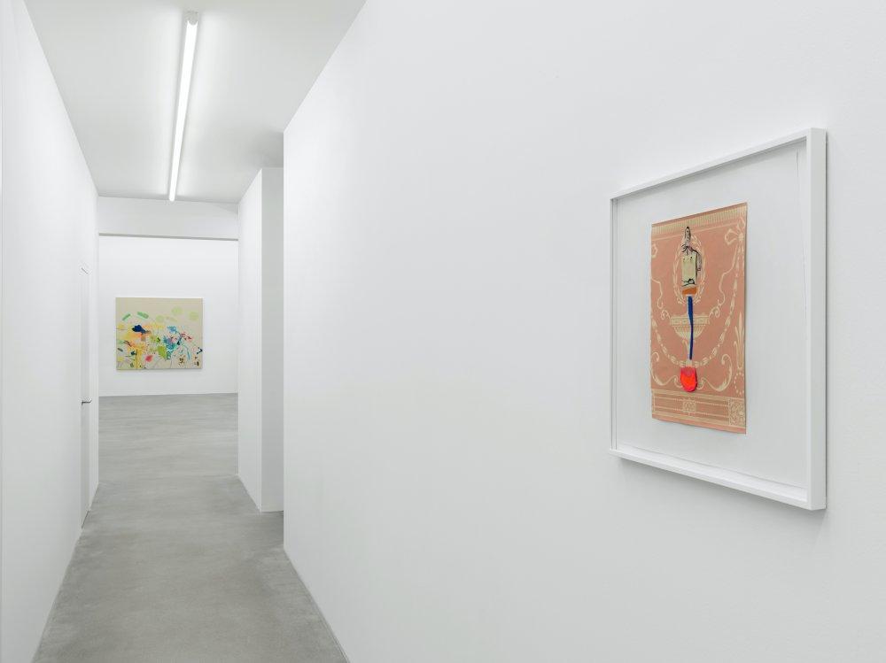 Galerie Eva Presenhuber Waldmanstrasse Sue Williams 3