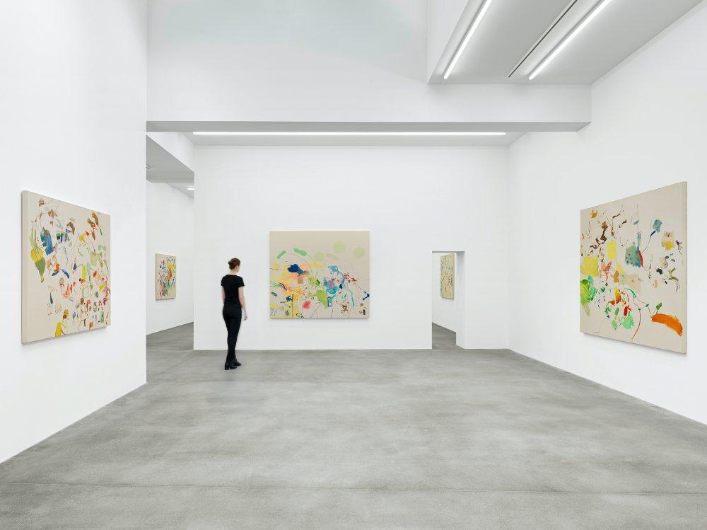 Galerie Eva Presenhuber Waldmanstrasse Sue Williams 5