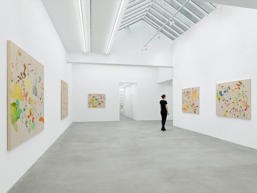 Galerie Eva Presenhuber Waldmanstrasse Sue Williams 6