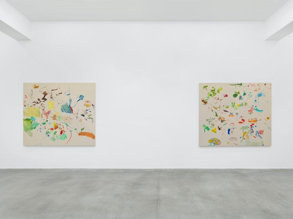 Galerie Eva Presenhuber Waldmanstrasse Sue Williams 7
