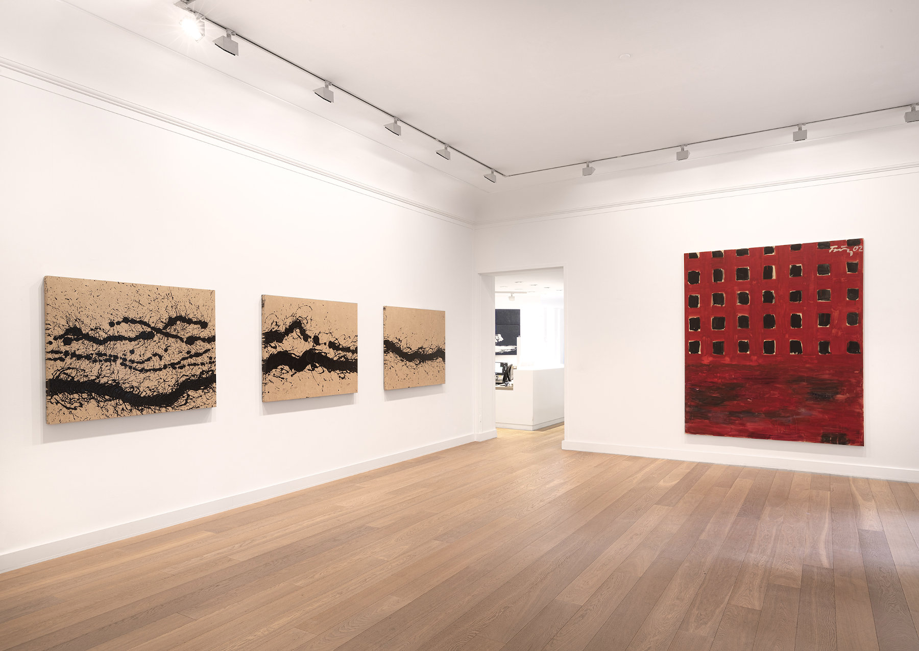 Galerie Lelong Rhythms Vibrations 1