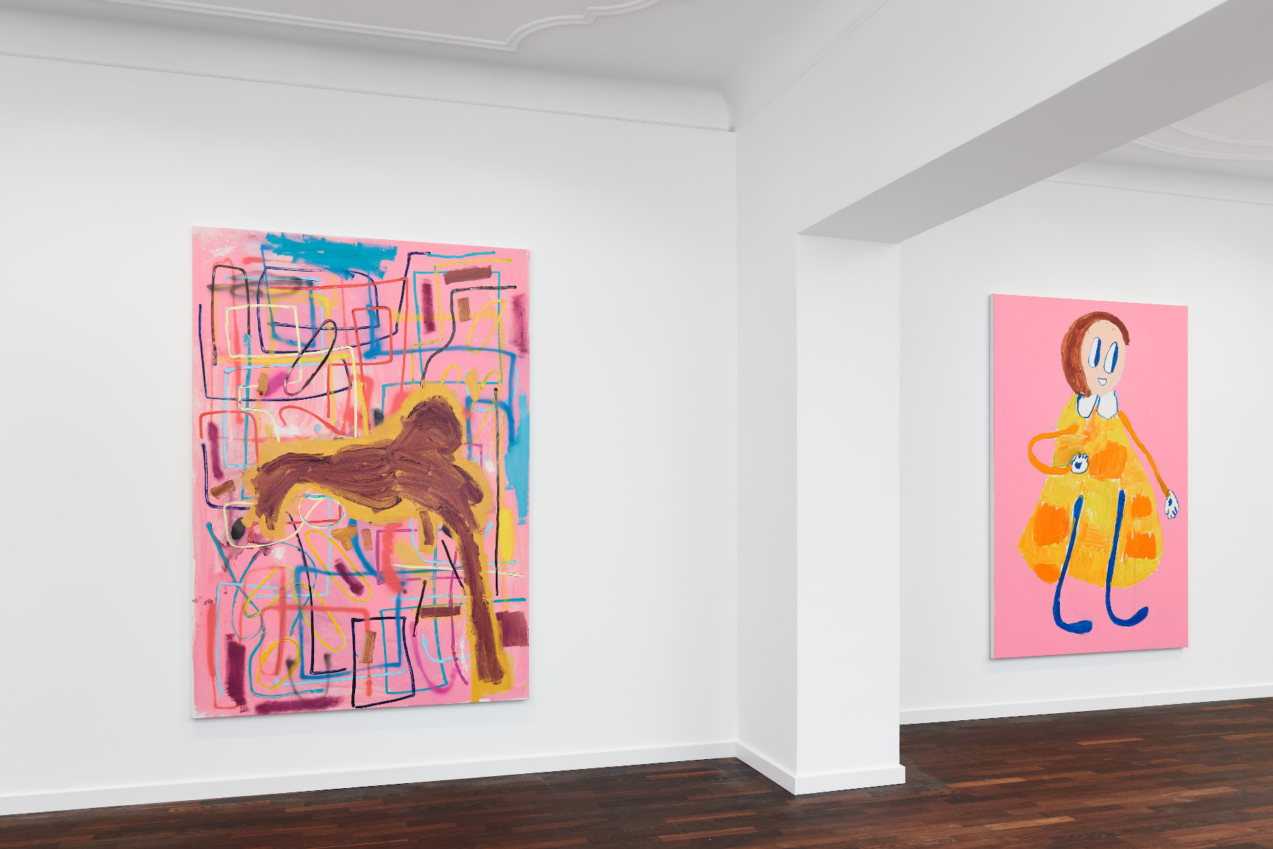 Galerie Max Hetzler Berlin Andre Butzer 1