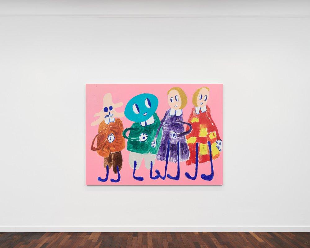 Galerie Max Hetzler Berlin Andre Butzer 2