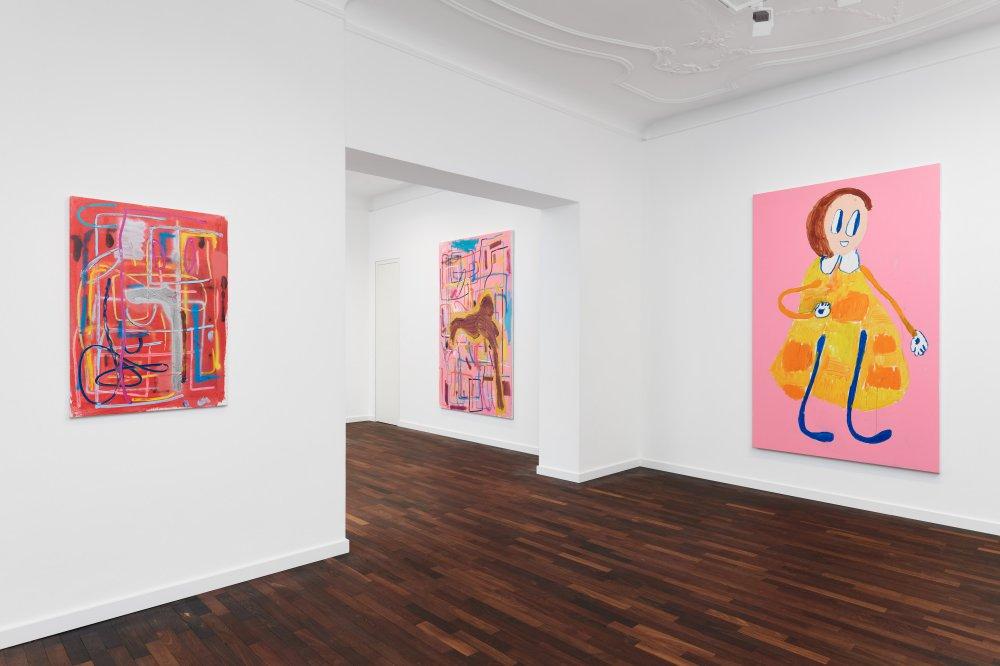 Galerie Max Hetzler Berlin Andre Butzer 3