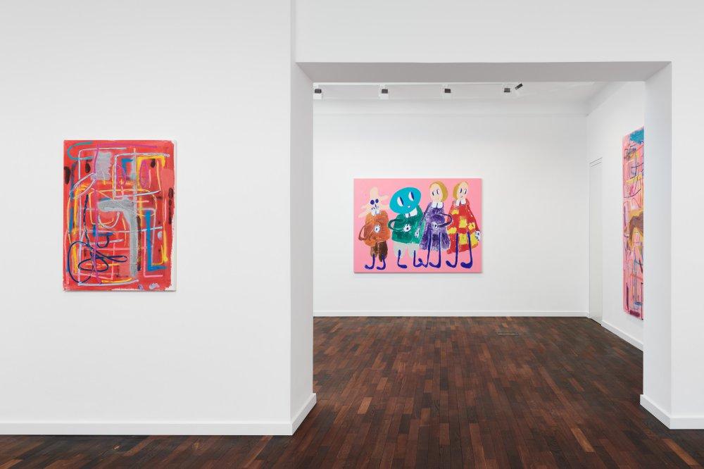 Galerie Max Hetzler Berlin Andre Butzer 4