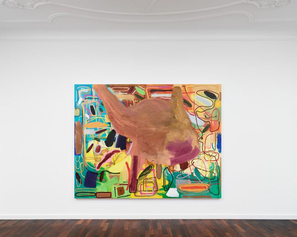 Galerie Max Hetzler Berlin Andre Butzer 5