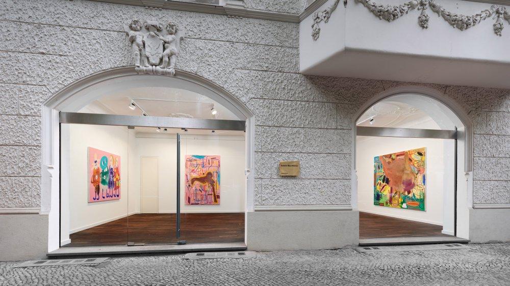 Galerie Max Hetzler Berlin Andre Butzer 7