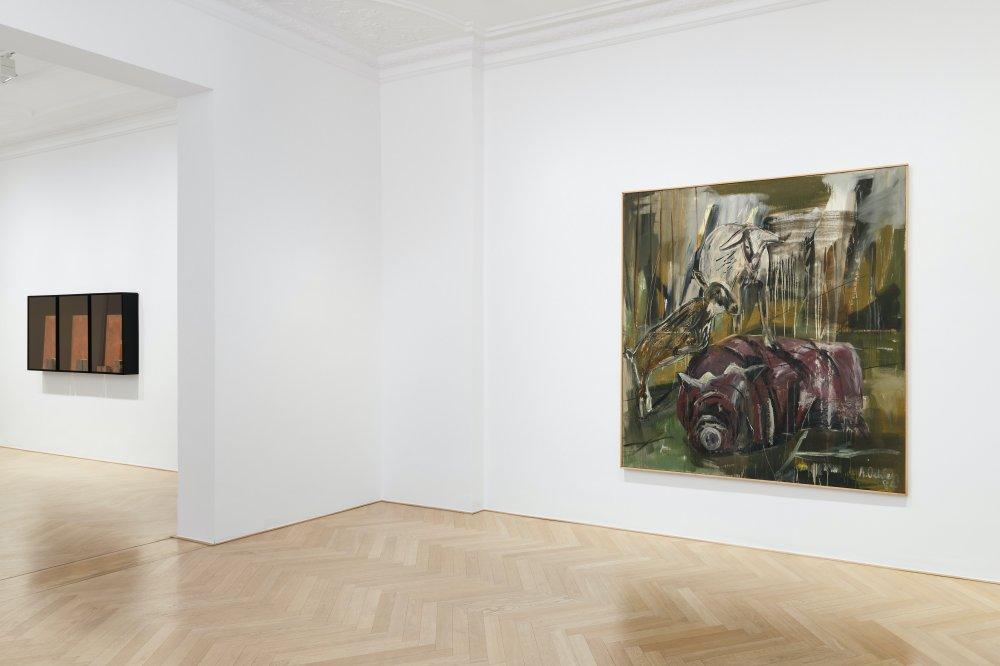 Galerie Max Hetzler Berlin Summer Show 2
