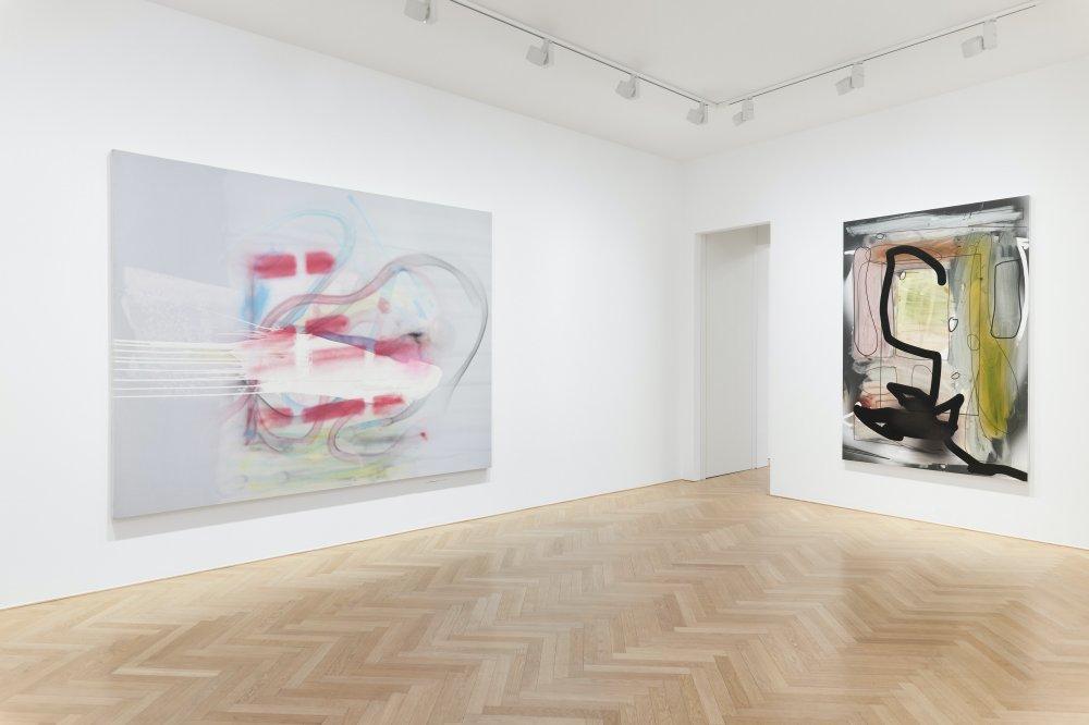 Galerie Max Hetzler Berlin Summer Show 3