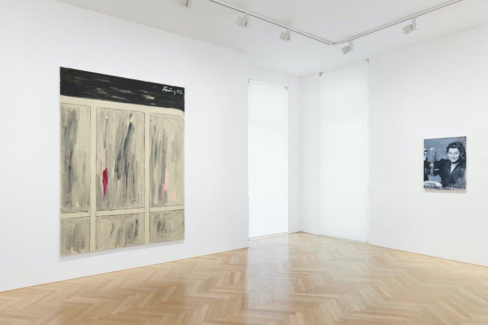 Galerie Max Hetzler Berlin Summer Show 4
