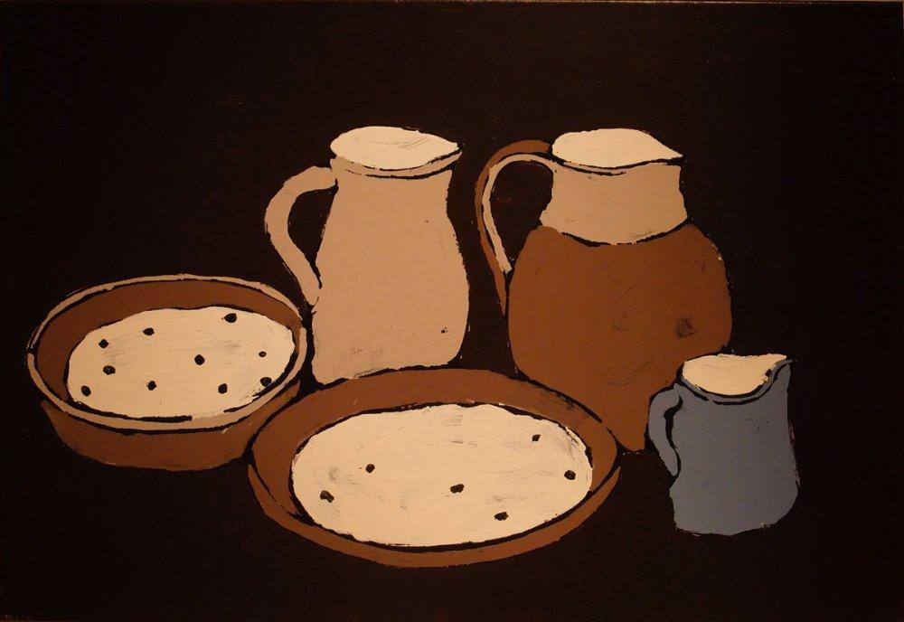 Milk and Porridge