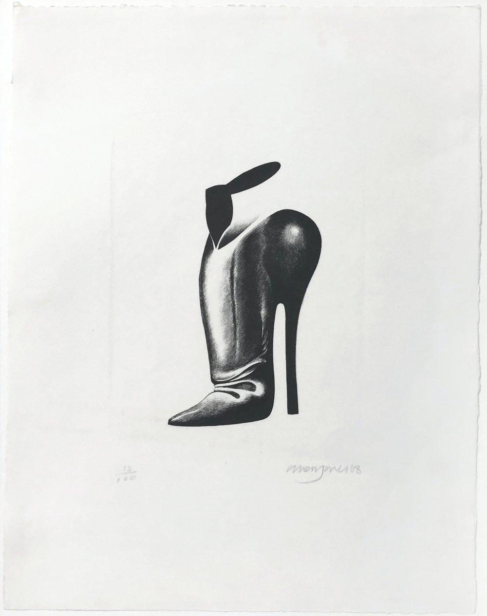 Untitled (Shoe 7)