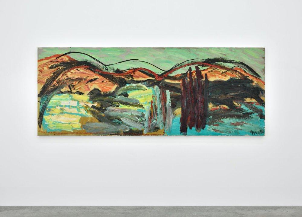 Horizon of Tuscany no.21