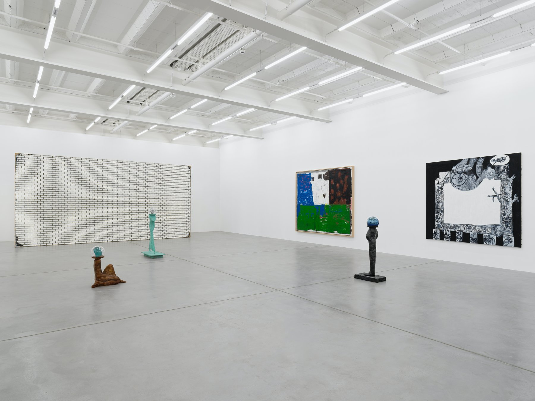 Presenhuber Maag Areal Group Show June 2020 1