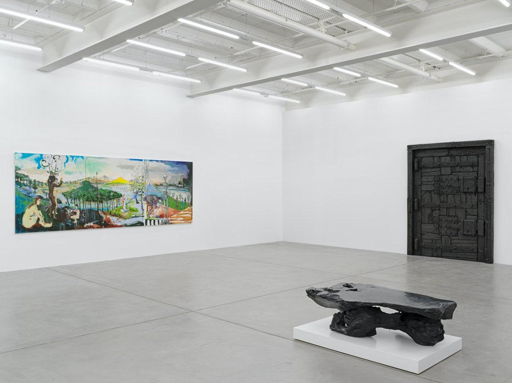 Presenhuber Maag Areal Group Show June 2020 4