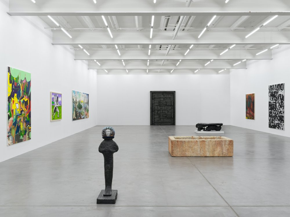 Presenhuber Maag Areal Group Show June 2020 5