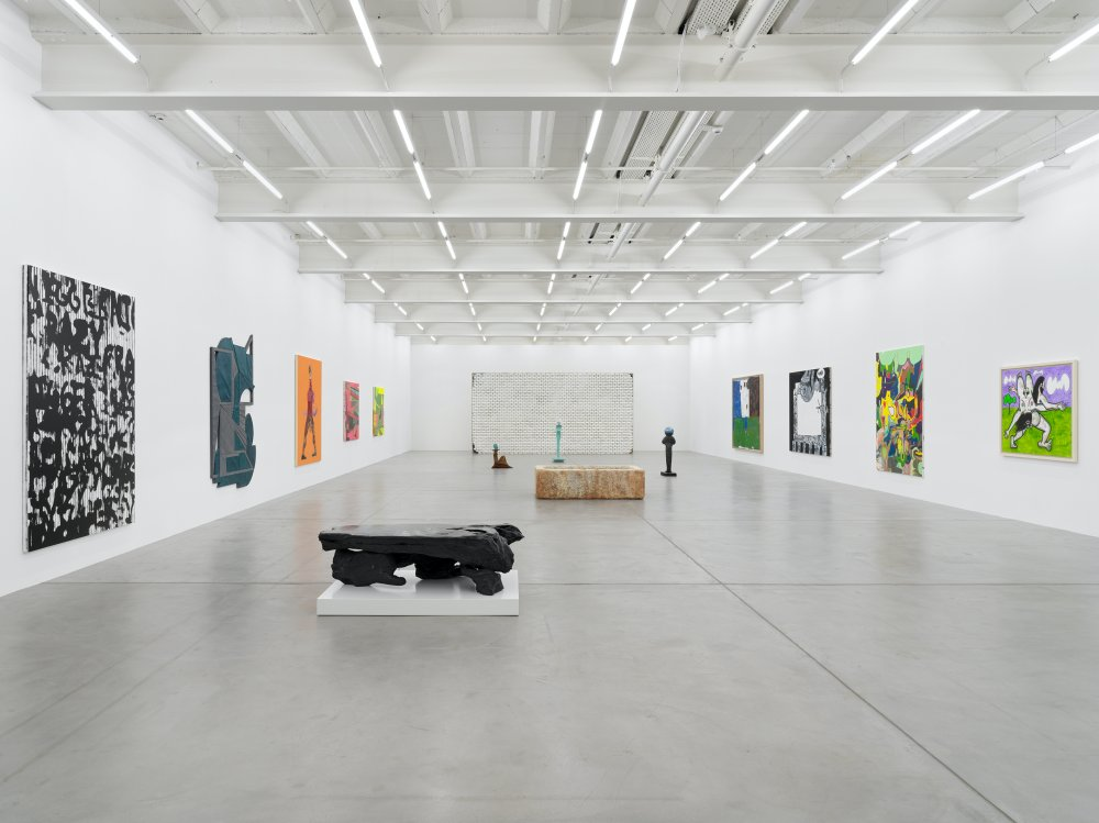 Presenhuber Maag Areal Group Show June 2020 7