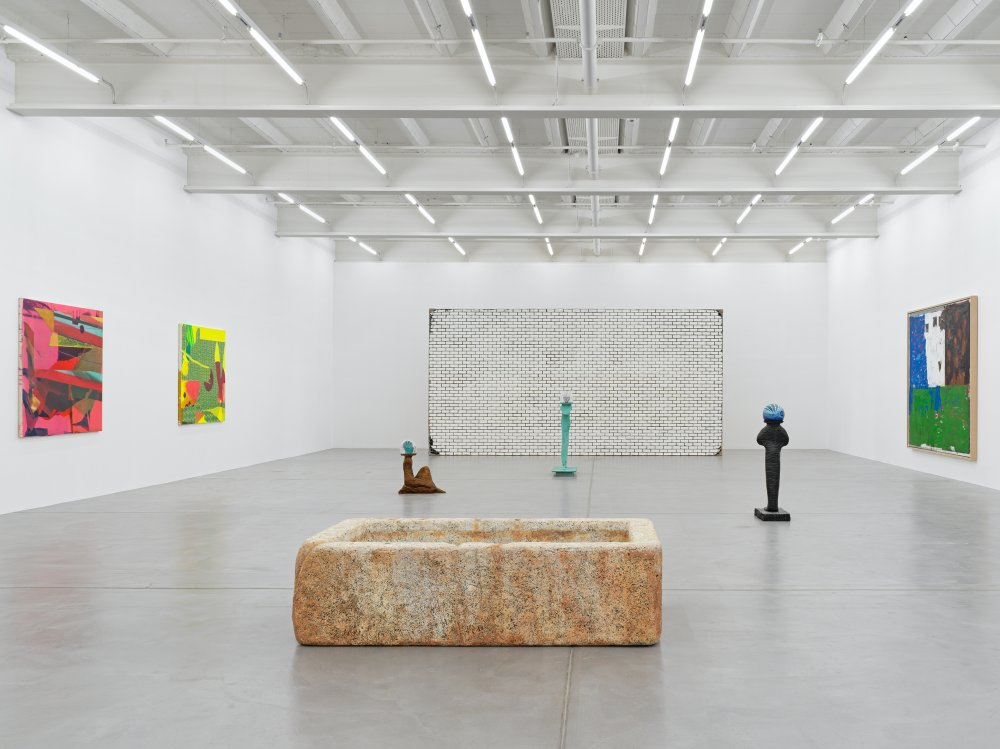 Presenhuber Maag Areal Group Show June 2020 9