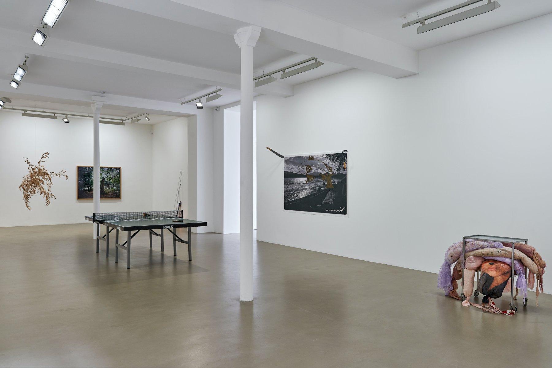Galerie Chantal Crousel DEMAIN EST LA QUESTION 1