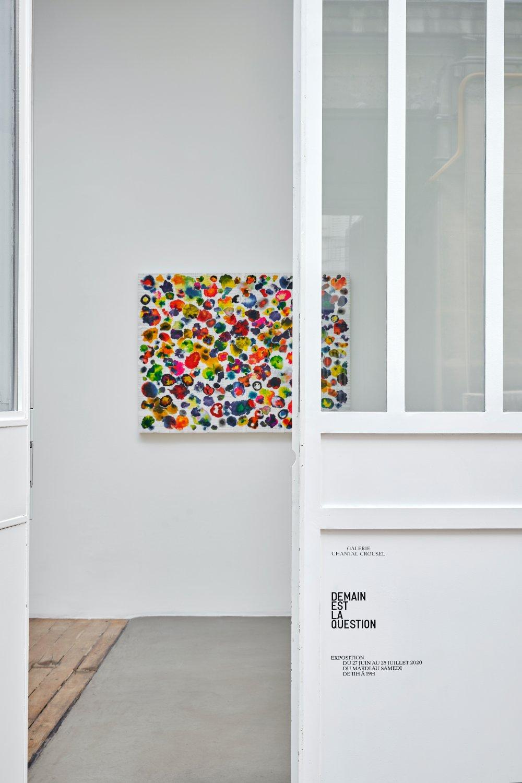 Galerie Chantal Crousel DEMAIN EST LA QUESTION 10