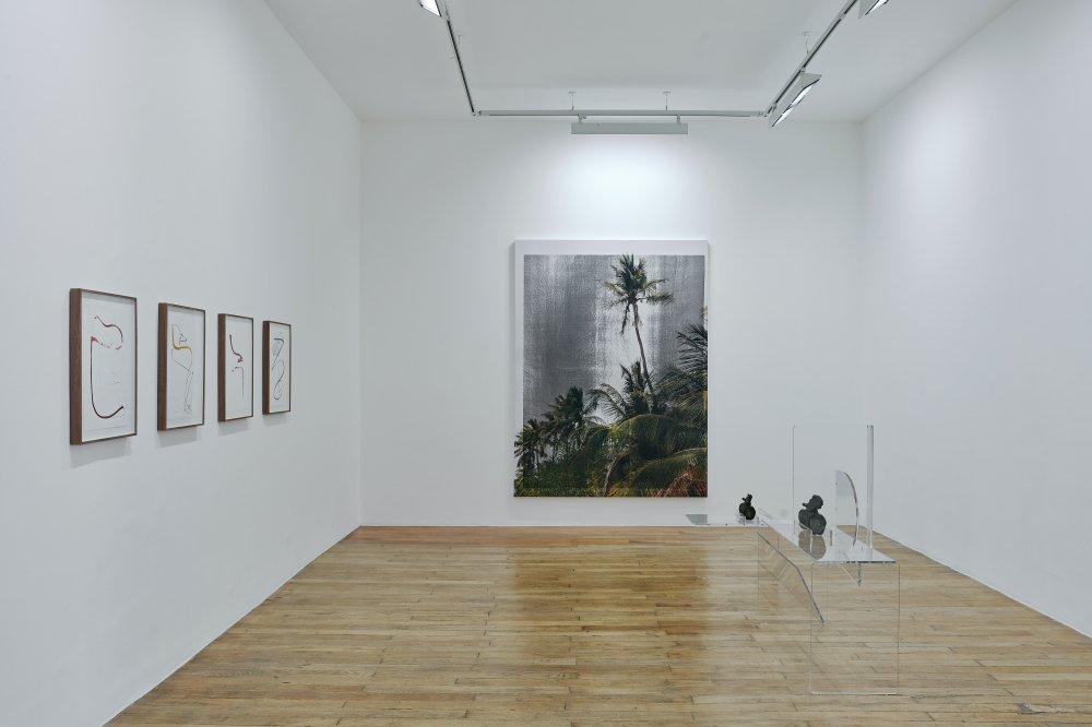 Galerie Chantal Crousel DEMAIN EST LA QUESTION 6